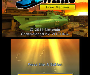Steel Diver: Sub Wars Screenshots