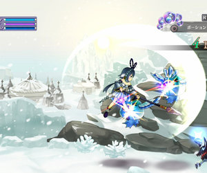 Battle Princess of Arcadias Screenshots