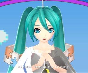 Hatsune Miku: Project DIVA F Files