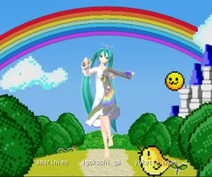 Hatsune Miku: Project DIVA F Screenshots