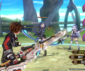 Fairy Fencer F Chat