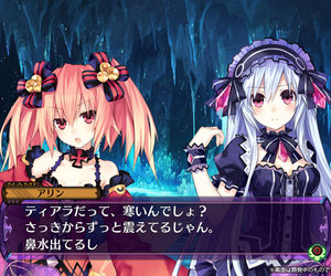 Fairy Fencer F Files