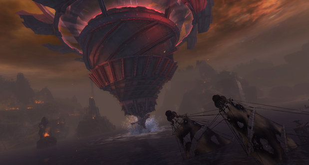 Guild Wars 2 Escape from Lion's Arch screenshots