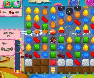Candy Crush Saga Chat