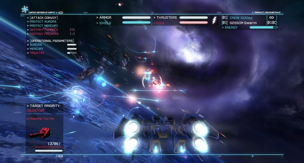 Strike Suit Zero: Director's Cut announcement screenshots
