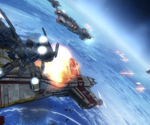 Strike Suit Zero Screenshots