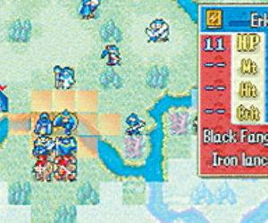 Fire Emblem Screenshots