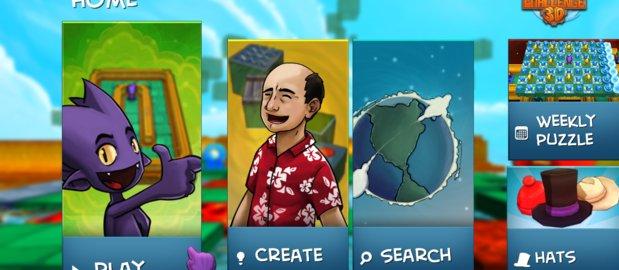 Chuck's Challenge 3D News