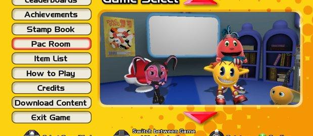 Pac-Man Museum News