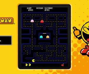 Pac-Man Museum Files