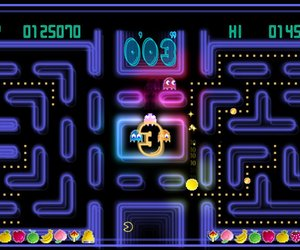 Pac-Man Museum Screenshots