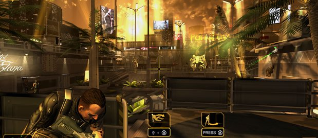Deus Ex: The Fall News