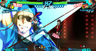 Persona 4 Arena Ultimax US announcement screenshots