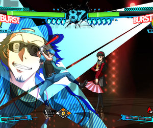 Persona 4 Arena Ultimax Chat