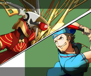 Persona 4 Arena Ultimax Files