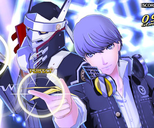 Persona 4: Dancing All Night Chat