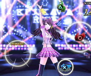 Persona 4: Dancing All Night Files