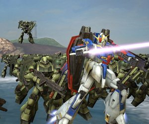 Dynasty Warriors: Gundam Reborn Files