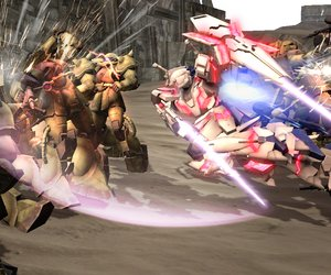 Dynasty Warriors: Gundam Reborn Screenshots