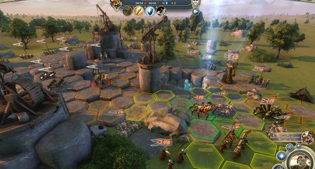 Age of Wonders III February 2014 screenshots