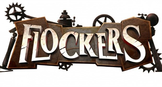 Flockers logo Team17