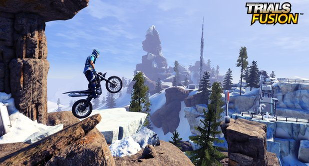 Trials Fusion screenshots