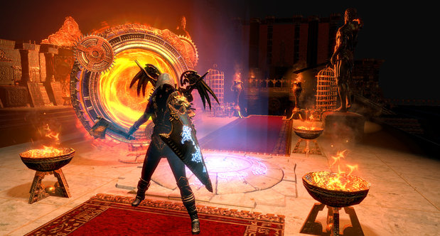 Path of Exile: Sacrifice of the Vaal screenshots
