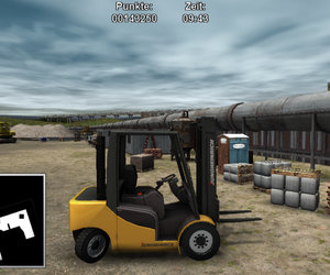 Warehouse and Logistics Simulator Chat