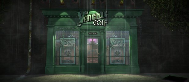 Vertiginous Golf screenshots