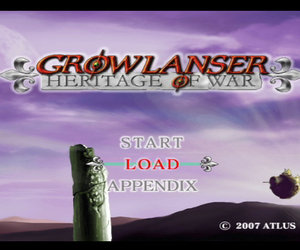 Growlanser: Heritage of War Chat