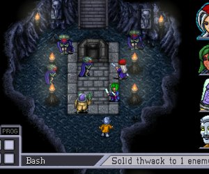 Cosmic Star Heroine Chat