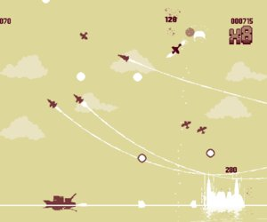 Luftrausers Chat