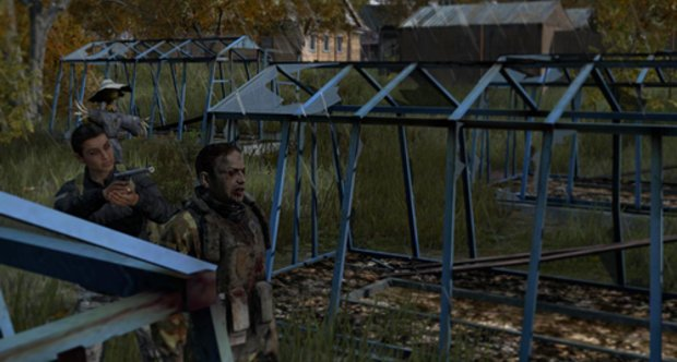 DayZ March dev blog screenshots