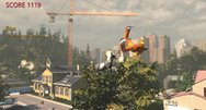Goat Simulator up to no good on April Fools' Day