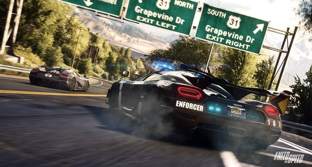 Need for Speed Rivals Koenigsegg One:1 screenshot