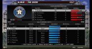 MLB 14: The Show online franchise mode screenshots