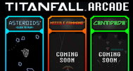 TItanfall Arcade remixes Asteroids and other Atari classics