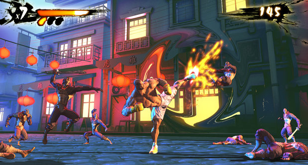 Shaq-Fu: A Legend Reborn screenshots