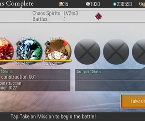 Destiny of Spirits Screenshots