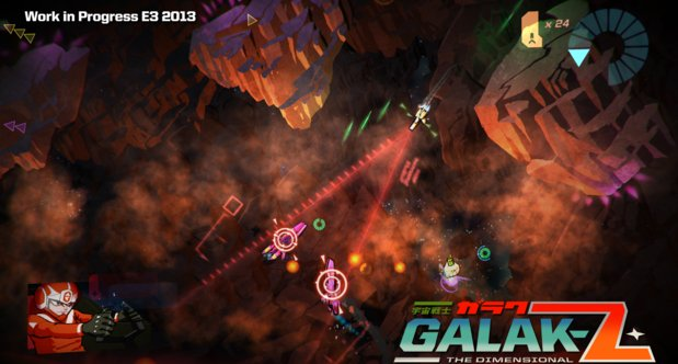 Galak-Z: The Dimensional screenshots