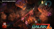 Galak-Z blasting onto Vita too
