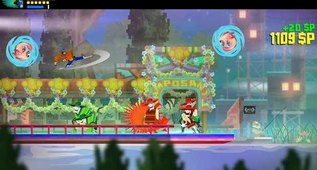 Guacamelee STCE screenshots