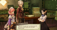 Atelier Escha & Logy: Alchemists of the Dusk Sky screenshots
