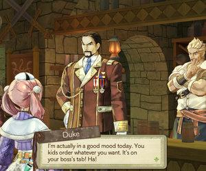 Atelier Escha & Logy: Alchemists of the Dusk Sky Files