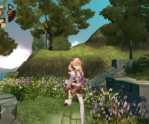 Atelier Escha & Logy: Alchemists of the Dusk Sky Chat