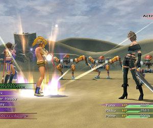 Final Fantasy X/X-2 HD Remaster Files