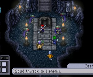 Cosmic Star Heroine Screenshots