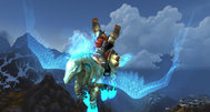 Play Hearthstone to get a shiny horse in WoW