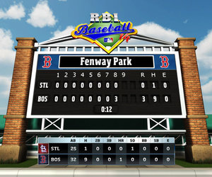 R.B.I. Baseball 14 Screenshots