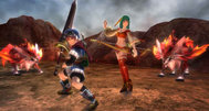 Grandia is back... as Ragnarok Odyssey Ace DLC